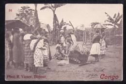 AFR-35 CONGO - Congo - Kinshasa (ex Zaire)