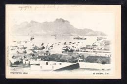 AUS-04 CABO VERDE ST.VINCENT WASHINGTON HEAD - Cape Verde