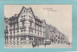 DUINBERGEN .  -   Grand Hôtel Pauwels.  - TRES BELLE CARTE ANIMEE - Belgium