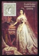 HUNGARY-1998.Commemorativ  Sheet   - Death Centenary Of Queen Elisabeth/Sissi Of Hungary MNH! - Feuillets Souvenir