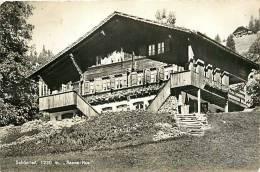 Fev13 1197 : Schönried  -  Saane-Hus - BE Berne