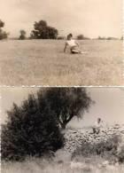 2 Photos - Revest Du Bion (04)   (53223) - Personnes Anonymes