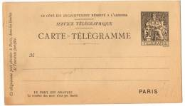 Entier Postal EP - Y 2511 CPP - Chaplain 30c Noir - Neuf - Pneumatische Post