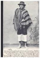 Old Quechua Indio  De Padilla  Departemento  De Chuquisaca    BOLIVIA - Bolivia