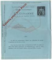 Entier Postal EP - Y 2530 CLPP - Chaplain 50c Noir Sur Bleu Surchargé - Neuf - Pneumatische Post