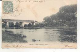 Bezons, Pont Du Chemin De Fer - Bezons