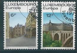 Luxembourg, EUROPA 1977 - Europa-CEPT