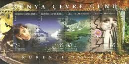 Turkey - 2008 - ( World Environment ) - S/S - MNH (**) - 1921-... República