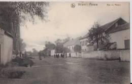 BELGIQUE:VILLERS-PERWIN:(Hainaut):Rue Du Marais..1907.Oblitération Relais:Villers-Perwin. - Other