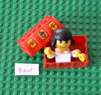 LOT LEGO FABULAND - COFFRE COMPLET + FIGURINE - Lego System
