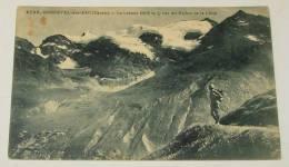 Bonneval Sur Arc - ( Savoie ) - La Levana 3619 M , Vue Du Vallon De La Linta ::::::: Animation - Bonneval Sur Arc