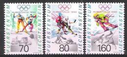 Liechtenstein Y/T 971 / 973 (**) - Neufs