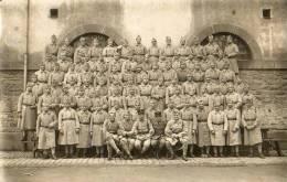 Carte Postale D´un Groupe De Militaires Du 152ème RI - Regiments