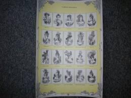 Affiche 2003 Coiffures Historiques - Affiches