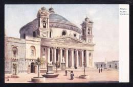 M-09 MALTA MUSTA CHURCH - Malte