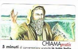 CHIAMAGRATIS - 120 PERSONAGGI PER IL PROGRESSO DELL' UMANITA'(6): MOSE'    - NUOVA MASTER (RIF.CP) - Italy