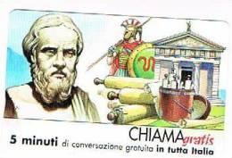 CHIAMAGRATIS - 120 PERSONAGGI PER IL PROGRESSO DELL' UMANITA'(17): ERODOTO    - NUOVA  (RIF.CP) - Italy