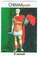CHIAMAGRATIS - 120 PERSONAGGI PER IL PROGRESSO DELL' UMANITA'(26): CAIO GIULIO CESARE    - NUOVA  (RIF.CP) - Italy
