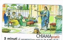 CHIAMAGRATIS - 120 PERSONAGGI PER IL PROGRESSO DELL' UMANITA'(29): PUBLIO VIRGILIO MARONE    - NUOVA  (RIF.CP) - Italy