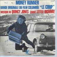 """45 Tours SP -  Du Film """" LE COUP """" ( LITTLE RICHARD / QUINCY JONES  ) - Soundtracks, Film Music"""