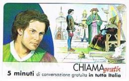 CHIAMAGRATIS - 120 PERSONAGGI PER IL PROGRESSO DELL' UMANITA'(46): MARCO POLO      - NUOVA  (RIF.CP) - Italy