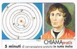 CHIAMAGRATIS - 120 PERSONAGGI PER IL PROGRESSO DELL' UMANITA'(61):  NICCOLO' COPERNICO    - NUOVA  (RIF.CP) - Italy