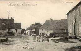 MIREBEL Route De Champagnole - France