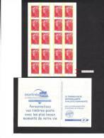 BEAUJARD  VARIETE De Phospho Sur Carnet DAB De 2011 - Carnets