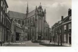 Leiden Hooglandsche Kerk 1948 - Leiden