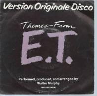 "45 Tours SP -  Du Film  "" E.T. "" - Soundtracks, Film Music"