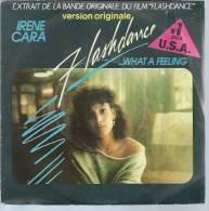 "45 Tours SP - Du Film "" FLASHDANCE "" ( IRENE CARA ) - Soundtracks, Film Music"