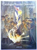 CATALOGUE CASTERMAN 2002 - Couv  SCHUITEN LES CITEES OBSCURES - Livres, BD, Revues