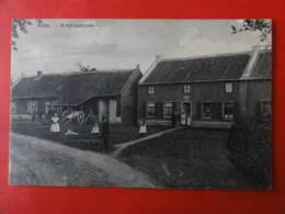 """Pk Dilsen-Stokkem  / Elen """" Eelen, In Het Lammeke """" Gelopen Kaart 1916 - Dilsen-Stokkem"""