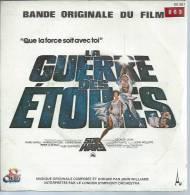 """45 Tours SP - Du Film """" LA GUERRE DES ETOILES """" ( HARRISON FORD ) - Soundtracks, Film Music"""
