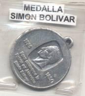 SIMON BOLIVAR MEDALLA - FEDERACION VENEZOLA DE BALONCESTO - Professionals / Firms