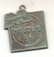 TRANSPORTES MOTOR'S S.A. - TRANSPORTE NACIONAL E INTERNACIONAL BUENOS AIRES CIRCA 1950