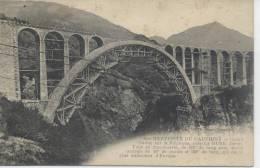 La Mure Près Grenoble Viaduc Sur La Roizonne En Construction - La Mure