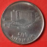 MOZAMBIQUE  500  METICAIS  1994   KM# 121  -    (1538) - Mozambique