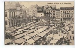 Charleroi. Marché De La Villes Basse - Charleroi