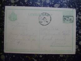Hungary-Serbia-Bocar-railway Seal?-87C.-1914   (2071) - Ungheria