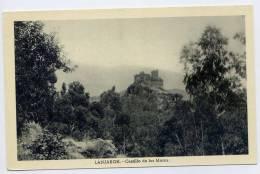 Espagne--près Grenade--LANJARON-- Castello De Los Moros  ,cpsm  9 X 14   N° ???? éd   Fourneau - Espagne
