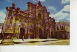 IGLESIA LA COMPAÑIA DE JESUS  QUITO     OHL - Ecuador