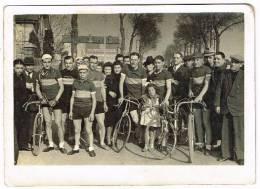 Photo Documents : Salon Du Cycle De Gand - Fédération Nationale Des Détaillants Du Cycle - Ciclismo