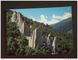 Val D'Hérens, Valais, Les Pyramides D'Euseigne - Edit Darbellay 14004 - VS Valais