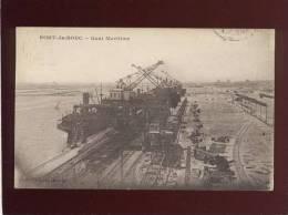 13 Port De Bouc Quai Maritime édit. Tardy  , Grues De Chargement  , Bateau - Altri Comuni