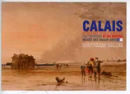 """Calais Musée Des Beaux Arts """"Le Fort Rouge à Marée Basse"""" Bonington 1695 Ancienne Attribution - Calais"""