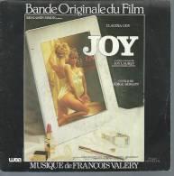 "45 Tours SP - Du Film "" JOY "" ( CLAUDIA UDY ) FRANCOIS VALERY - DEBBIE DAVIS - Filmmusik"