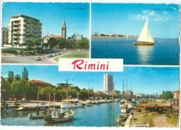 Italy, Rimini, Used Postcard [13758] - Rimini