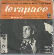 "45 Tours SP - Du Film "" LE RAPACE "" ( LINO VENTURA ) LOS INCAS - Filmmusik"
