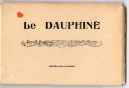 39610-ZE-38-Le DAUPHINE-Pochette De 10 Vues - Unclassified
